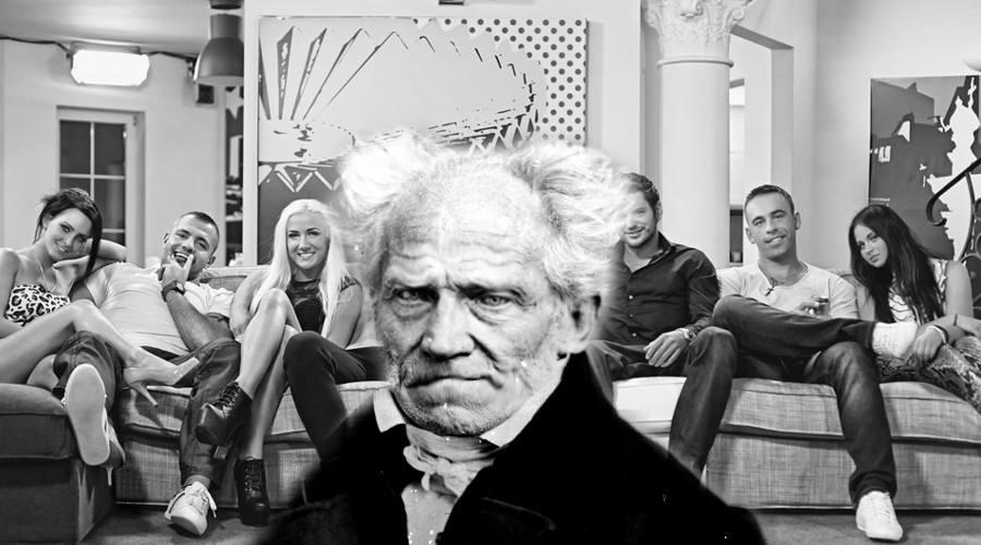 "fanpage ""Polecam poczytać Schopenhauera"""