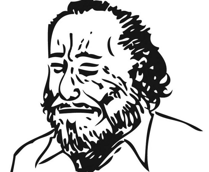 Wieczny powrót iodświętny potwór, czyli Charles Bukowski pisze opisaniu inielubi udzielać wywiadów (co itakczyni)