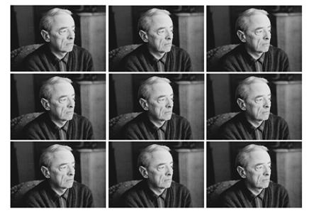 Witold Gombrowicz / foto: tyczynski.muzeumliteratury.pl