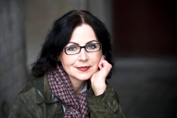 Agata Bielik-Robson / fotografia: wysokieobcasy.pl